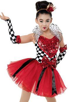 Weissman™ | Queen of Hearts Character Dress