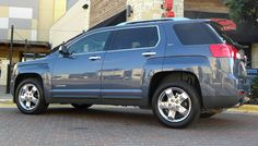 2012 GMC Terrain SLT-2 is a good small SUV with strong style and nice features