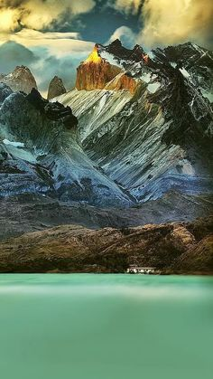 ♥ Living below Los Cuernos, Chile - Marion Faria, via Earth Angel Family Vital Places Around The World, The Places Youll Go, Places To See, Around The Worlds, Beautiful World, Beautiful Places, Patagonia, Magic Places, Photos Voyages