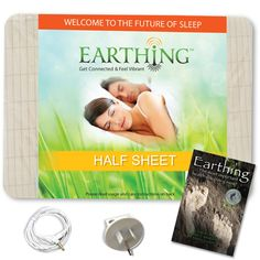 High quality,fully fitted grounding/earthing sheets to improve sleep and boost health. This product connects you to the Earth's healing energy. When You Sleep, Good Sleep, Welcome To The Future, Bed Pads, Natural Energy, Reduce Inflammation, Night Time, How To Find Out, Earth
