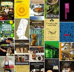 Fall 2012 #Cookbook & #Food Book Preview via @Eater #celebrity #chefs
