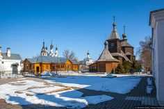 Экскурсия в Свято-Троицкий монастырь в Муроме