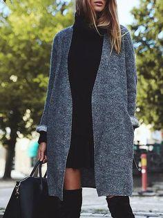 Fashion Fix: Jurk met vest - My Simply Special