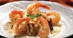 Risotto Orto Mare (risoto de camarão, abobrinha e alcachofras), por R$ 85, é a sugestão do restaurante Empório Ravioli (Rua Fidêncio Ramos, 18 - Vila Olímpia). Mais informações, pelo telefone (11) 3849-2943