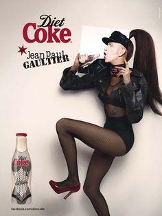 Jean Paul Gaultier Diet Coke