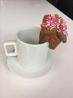 Gingerbread mini huisjes