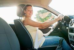 Studie über schwangere Autofahrerinnen