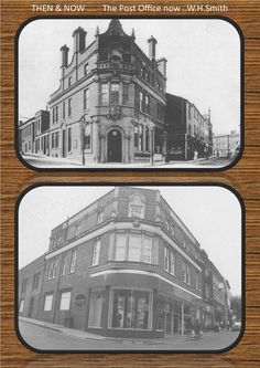 Post Office Past & Present.