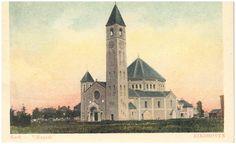 H. Antonius van Padua kerk, Fazantlaan, 1917 - 1925