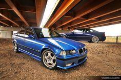 BMW E36 & E46