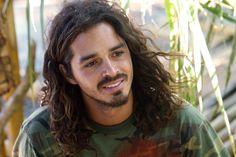Ozzy is a true jungle man- Survivor Survivor Contestants, Survivor Tv Show, Hello Hair, Human Pictures, Episode 5, Favorite Tv Shows, Sexy Men, Beautiful People, Handsome