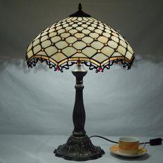 Pearl Tiffany Lamp18S8-10T305