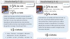 Hansel et Grettel - La classe de Frisettes