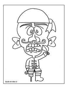 Make your own Doodle Caricatures! - So much fun...