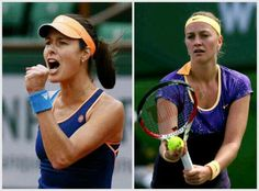 Singapore Contenders: Petra Kvitova and Ana Ivanovic. Can One of Them Win?