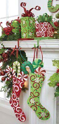 (via Christmas / Fireplace)