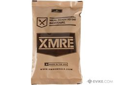 XMRE Meal Ready to Eat Single Meal $9.99