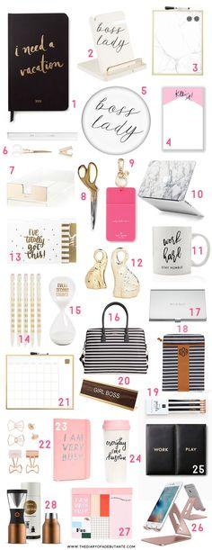 Girlboss Gift Ideas: 28 Items All Lady Bosses Will Love