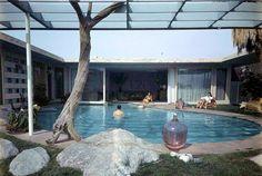 Raymond Loewy house palm springs