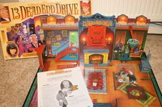 13 Dead End Drive | 23 '90s Board Games You Probably Forgot About