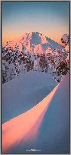 OREGON USA - Tumalo Mountain - WINTER WONDERLAND #snow sunset landscape #2016.12.21-Tumalo-Mountain-Sunrise-206-©-Nate-Wyeth.jpg | von nate.wyeth on flickr.com