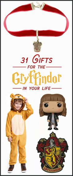 33 Gifts For The Gryffindor In Your Life #timbeta #sdv #betaajudabeta