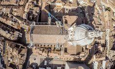 Un nuovo tetto per la cristianità, AERtetto per la Basilica di S. Andrea Apostolo in Mantova