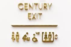 Gourdin & Müller, Gemäldegalerie Alte Meister, Dresden, Signage, Wayfinding System, Signaletik, Leitsystem, Orientierungssystem, Shopping centre, Museum