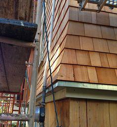 Flare Detail Method 1 Construction Shingle Style