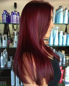 11 Auburn Red Haarfarbe Ideen 2017 – Haar und beauty – 11 Auburn Red Hair Color Ideas 2017 – Hair and Beauty – Color Pelo Color Vino, Pelo Color Borgoña, Color Red, Maroon Colour, Dark Colors, Violet Hair Colors, Red Violet Hair, Red Hair With Purple, Brown Hair Dyed Red
