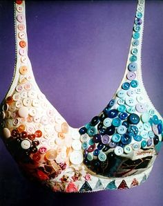 Button Bra!