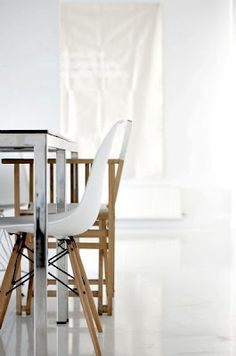 One of my all-time-favorite dining chairs