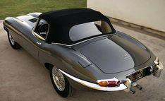 Restored Jaguar XKE For Sale. 1966 Jaguar XKE, in Black with Dark Burgundy Leather Interior. Jaguar XKE Concours Restoration just completed liter Jaguar Xk, Jaguar E Type, Jaguar Cars, Best Classic Cars, Classic Sports Cars, Retro Cars, Vintage Cars, Austin Martin, Dodge