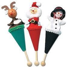 pop up cone puppets - Google Search