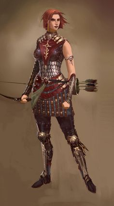Leliana - Pictures & Characters Art - Dragon Age: Origins