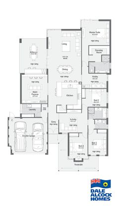 Goulburn I | Dale Alcock Homes