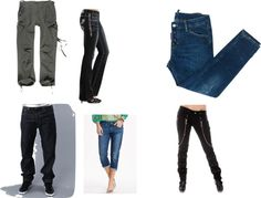 """""""I 3 pants! No skirts for me!"""" by punkin684 on Polyvore"""