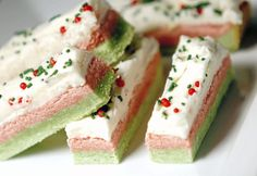 12 Days of Cookies Day 6: Christmas Sugar Cookie Bars