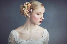 Bridal Style: Magaela – Beautiful and Colourful Hair Accessories