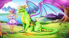jogar Lego Elves Dragon Care online