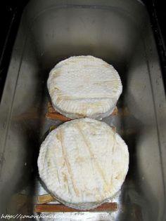 Sýry doma – 7. zrání – Domácí mlékař Kefir, Camembert Cheese, Dairy, Bread, Food, Syrup, Brot, Essen, Baking