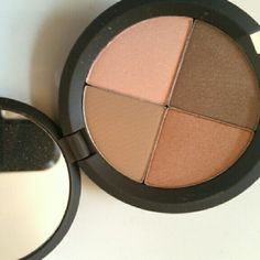 BECCA Eyeshadow Quad Authentic. New in box. Never used. Never swatched. BECCA eye shadow quad in Sun Chaser. Will discount with multiple purchases. BECCA Makeup Eyeshadow