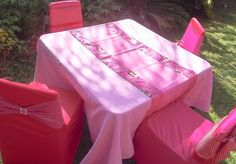 Order our basic kids party starter pack for R 3450 and start your party planning business today!