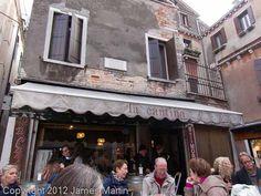 Small Bites in Venice: Our favorite cicchetti bars: Favorite Wine Bars: La Cantina