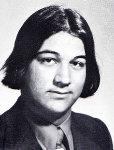 Wheaton Community High School senior Jim Belushi, voted best actor by his classmates in Celebrities Then And Now, Young Celebrities, Young Actors, Celebs, Celebrity Yearbook Photos, Celebrity Pictures, Childhood Photos, People Of Interest, Look At You
