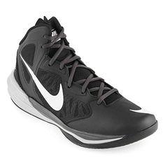 sale retailer 6608a 7acb2 Nike Men s Prime Hype Df Black White Anthracite Drk Gry Basketball Shoe 11  Men Us