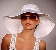 Resultado de imagen para sombreros de tela con patrones
