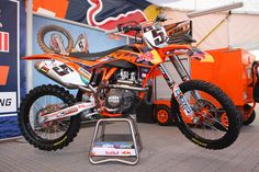 Ktm SX-F 450 Team Red Bull Ktm Ryan Dungey Supercross 2013