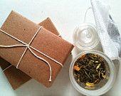 Rustic Wedding Favors,Tea for Two. Party Favors, Bridal Shower Favors. Loose Tea Set of 10.. $30.00, via Etsy.