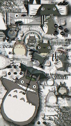 TOTORO My neighbor Totoro wallpaper